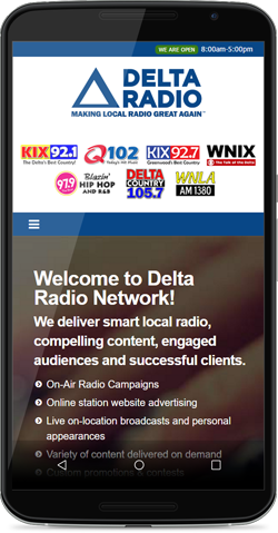 Market Radio Group Theme