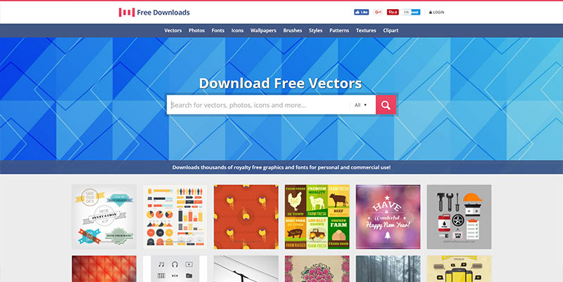 vector resources from 1001freedownloads