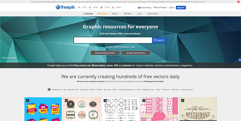 vector resources from freepik