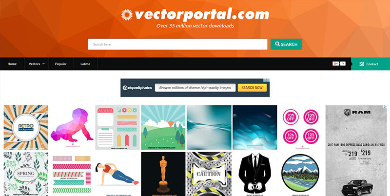 vector resources from vectorportal